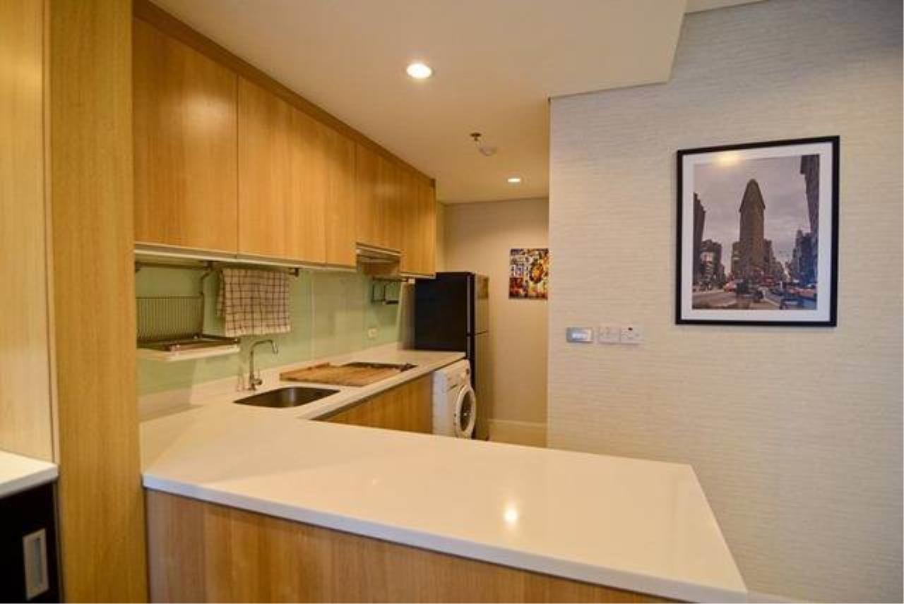 RE/MAX All Star Realty Agency's Villa Asoke for Rent – walk to MRT Petchaburi 5