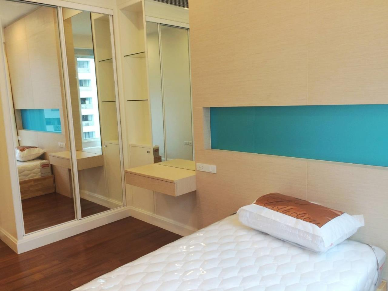RE/MAX All Star Realty Agency's Lavish Q Langsuan two bed for rent (BTS Chidlom) 8