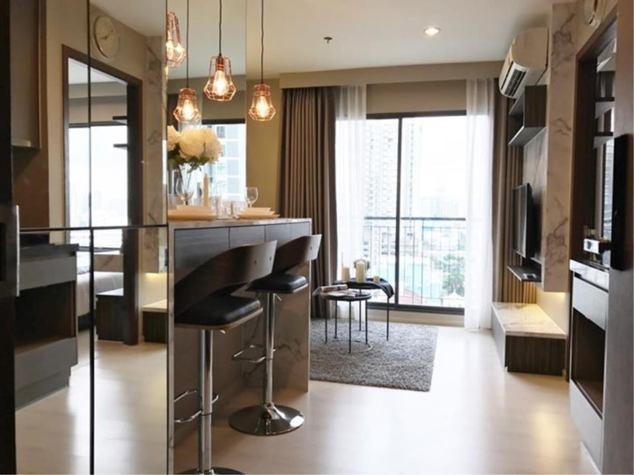 RE/MAX All Star Realty Agency's Rhythm Asoke beautiful rooms for sale/rent. 1