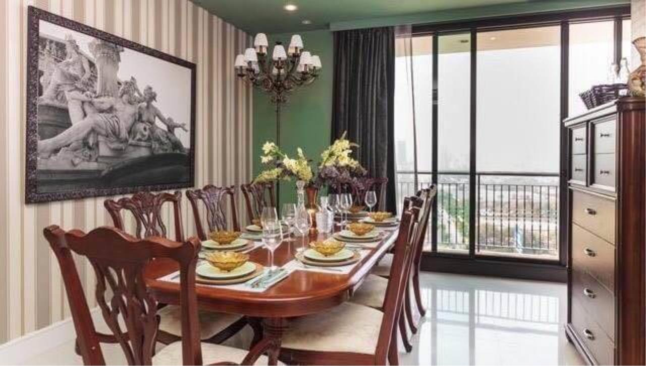 RE/MAX All Star Realty Agency's Aguston Sukhumvit large 3bedder for sale/rent (BTS Phrom Phong) 3