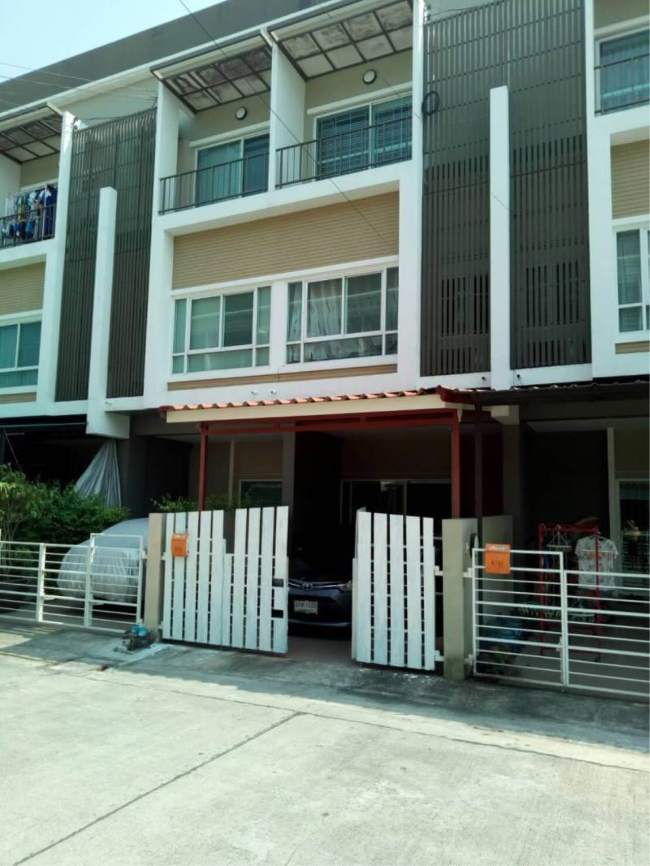 RE/MAX All Star Realty Agency's Townhouse Nalin Avenue 2 (Ramkamhaeng) for sale 1