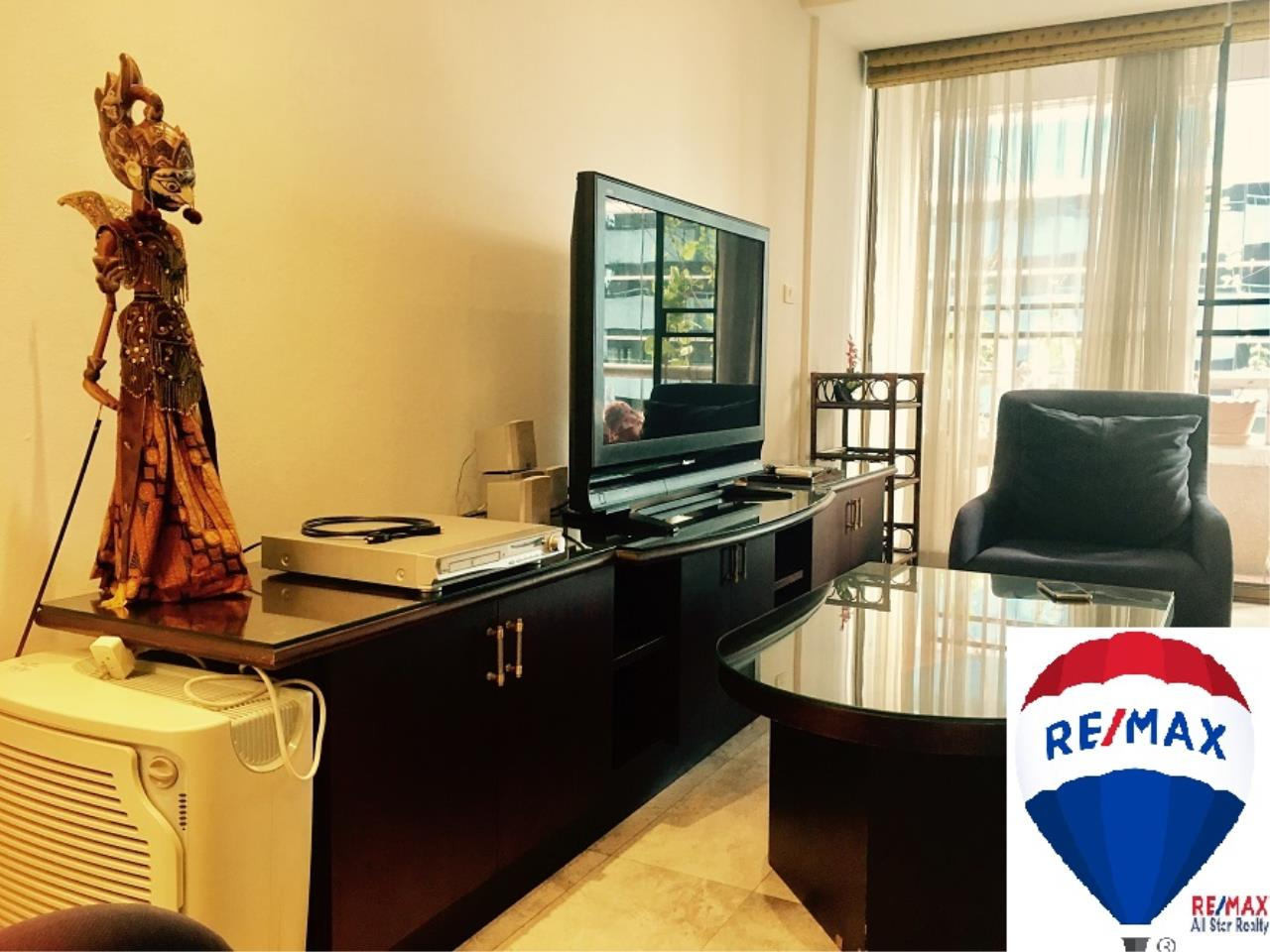 RE/MAX All Star Realty Agency's Luxurious Asoke Towers large room 80sqm for rent 1