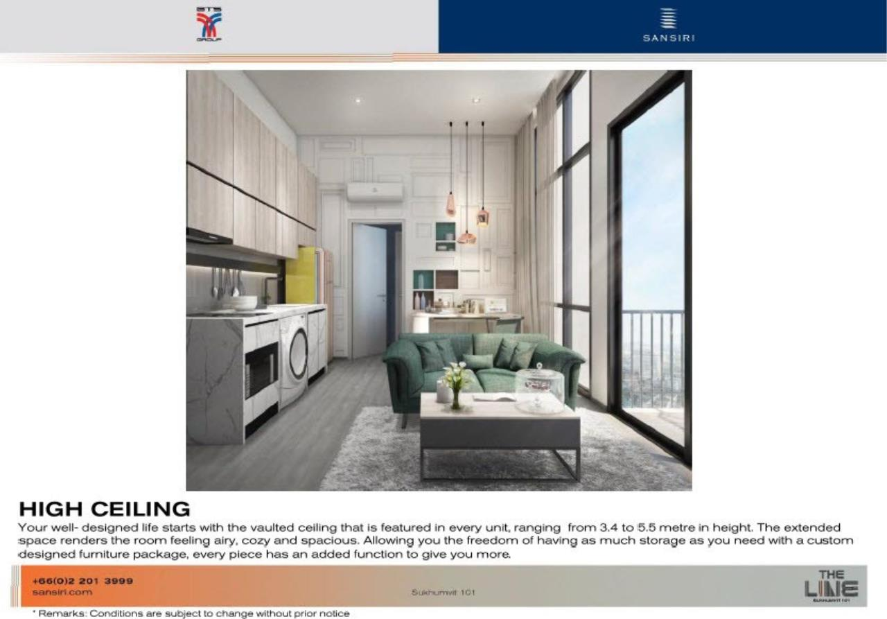 RE/MAX All Star Realty Agency's The Line Sukhumvit 101 for sale 2