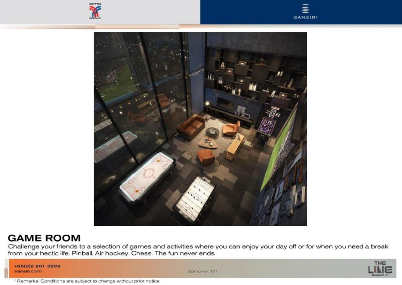 RE/MAX All Star Realty Agency's The Line Sukhumvit 101 for sale 4