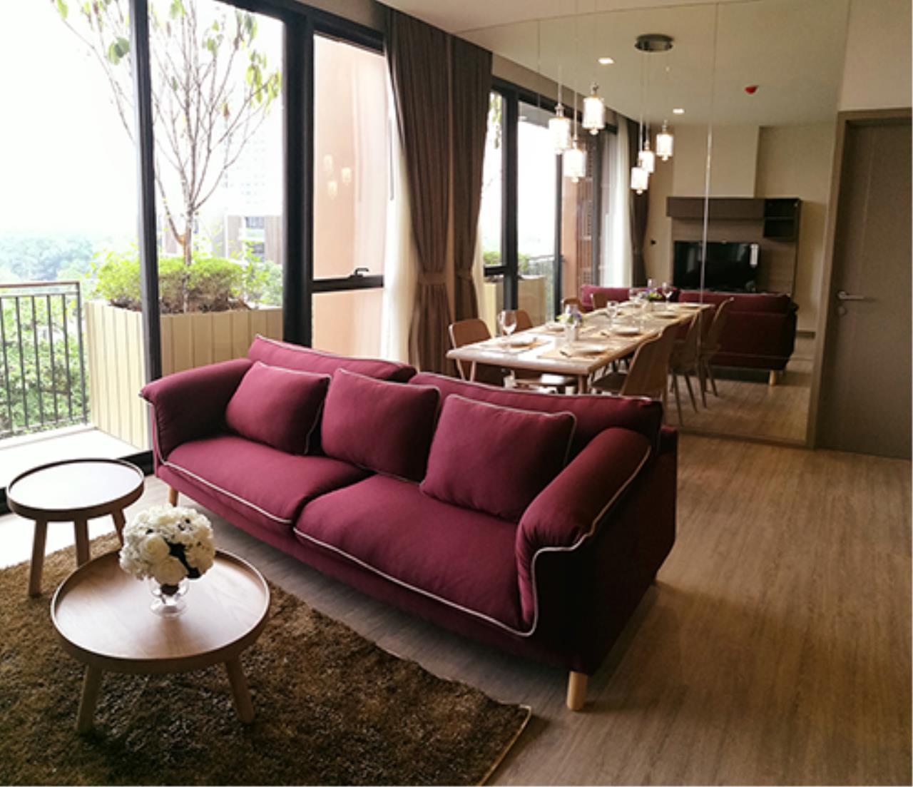 RE/MAX All Star Realty Agency's Mori Haus (Sukhumvit 77) 2 bedrooms for Rent 40k 3