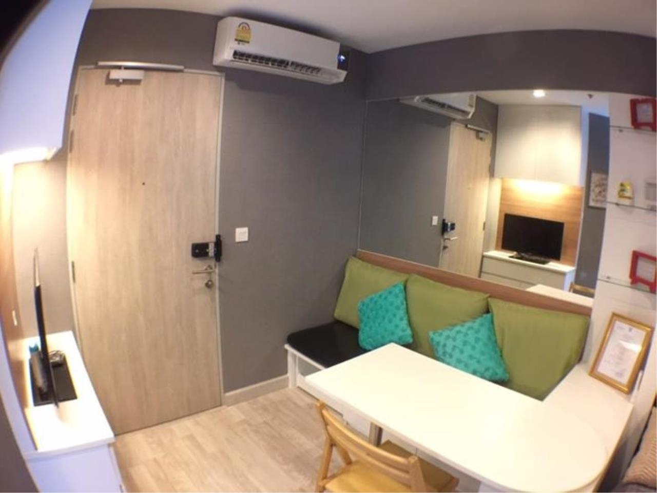 RE/MAX All Star Realty Agency's Ideo Mobi Rama9 for rent (MRT Phra Ram9) 5