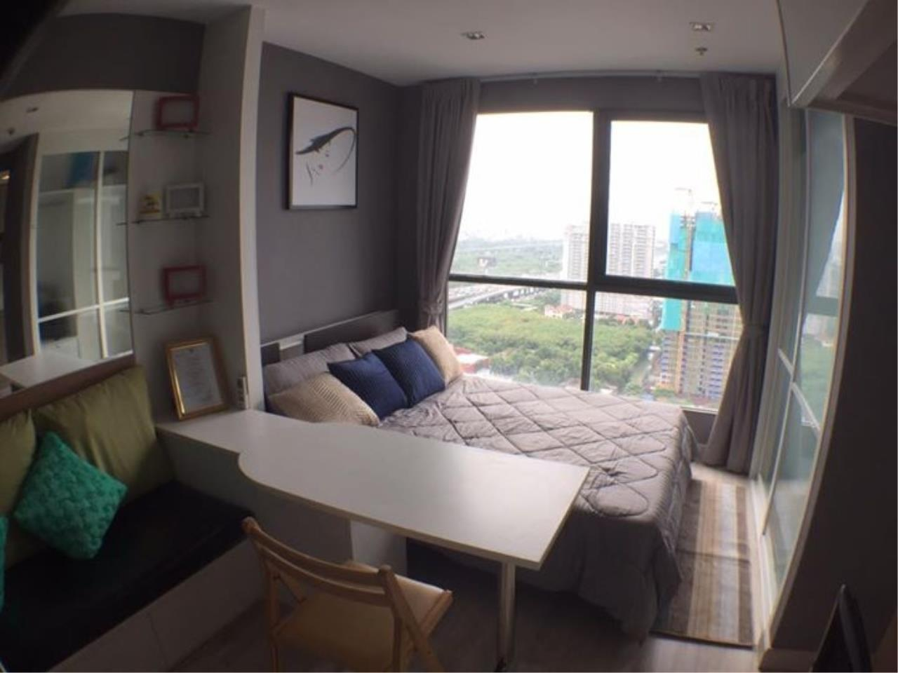 RE/MAX All Star Realty Agency's Ideo Mobi Rama9 for rent (MRT Phra Ram9) 8
