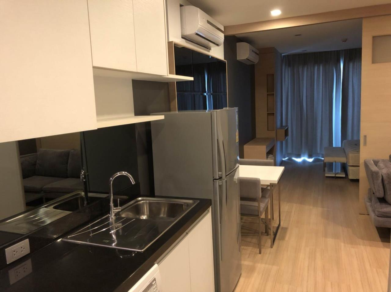 RE/MAX All Star Realty Agency's Skywalk beautiful one-bed for rent (BTS Phra Khanong) 5