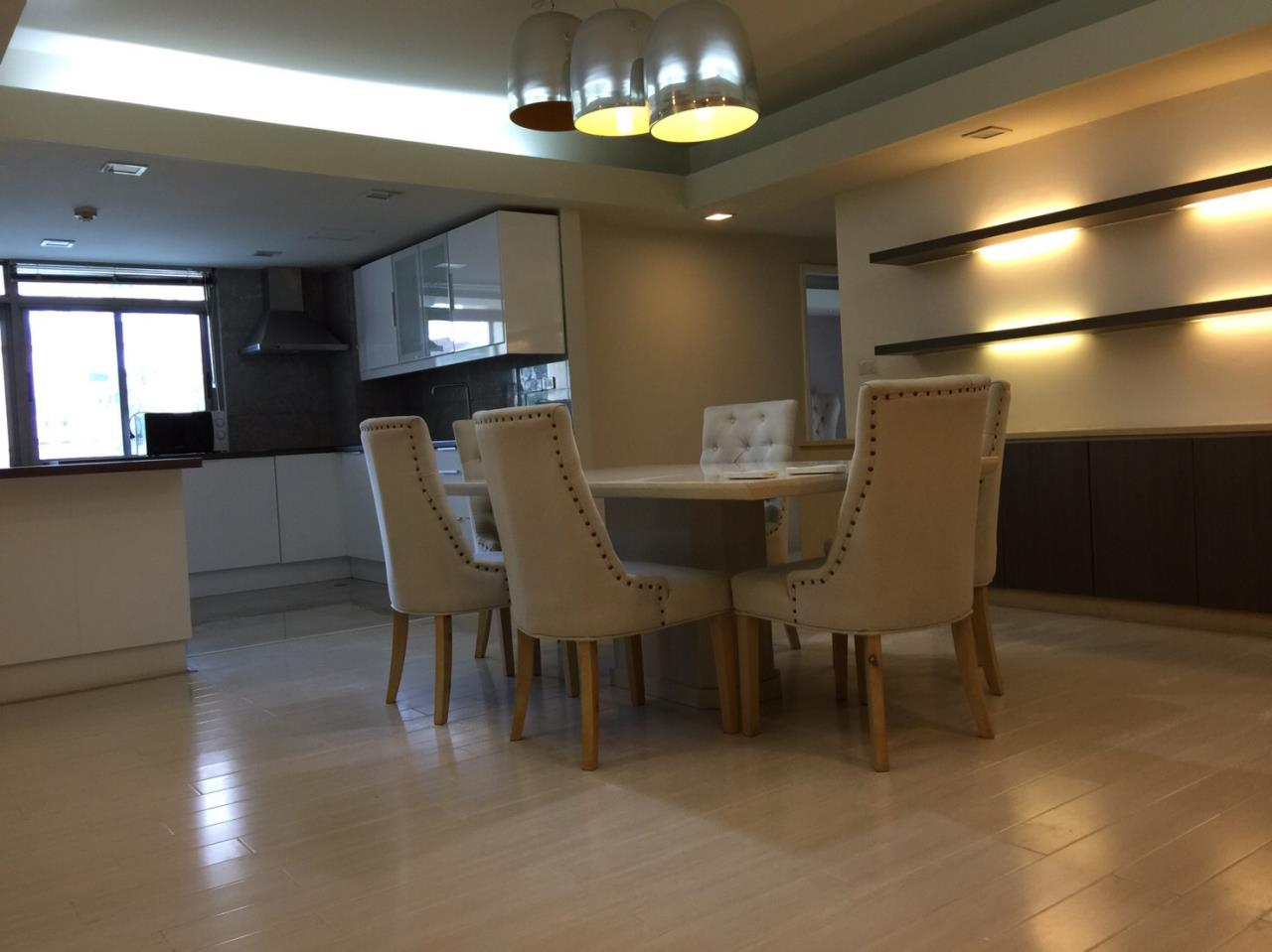 RE/MAX All Star Realty Agency's Royal Castle large 3-4 beds 202sqm for rent (BTS Phrom Phong) 5