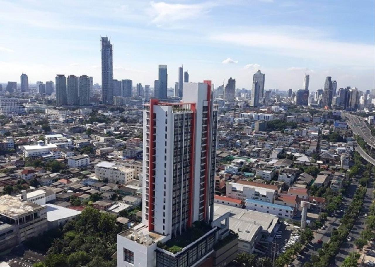 RE/MAX All Star Realty Agency's The Key Sathorn-Charoenraj for rent  3