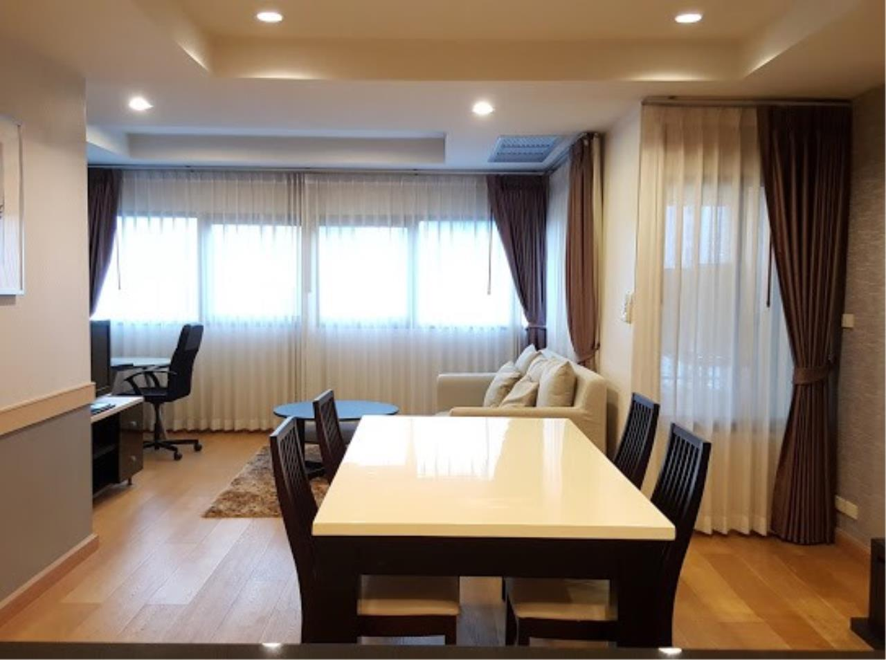 RE/MAX All Star Realty Agency's Sathorn Gardens for rent (MRT Lumpini) 1