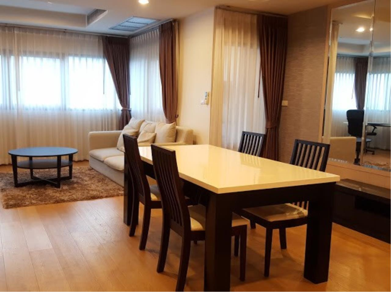 RE/MAX All Star Realty Agency's Sathorn Gardens for rent (MRT Lumpini) 4