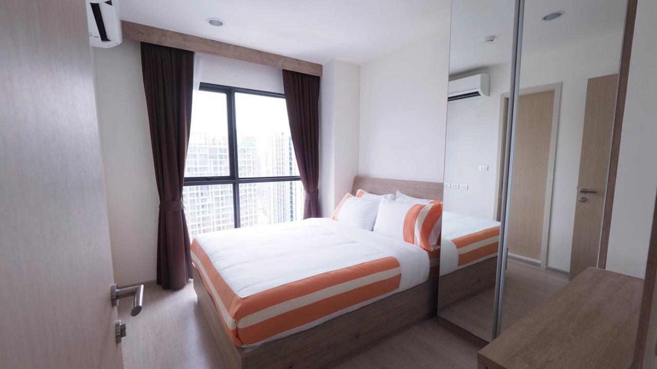 RE/MAX All Star Realty Agency's Rhythm Asoke II beautiful few rooms available for rent.  1