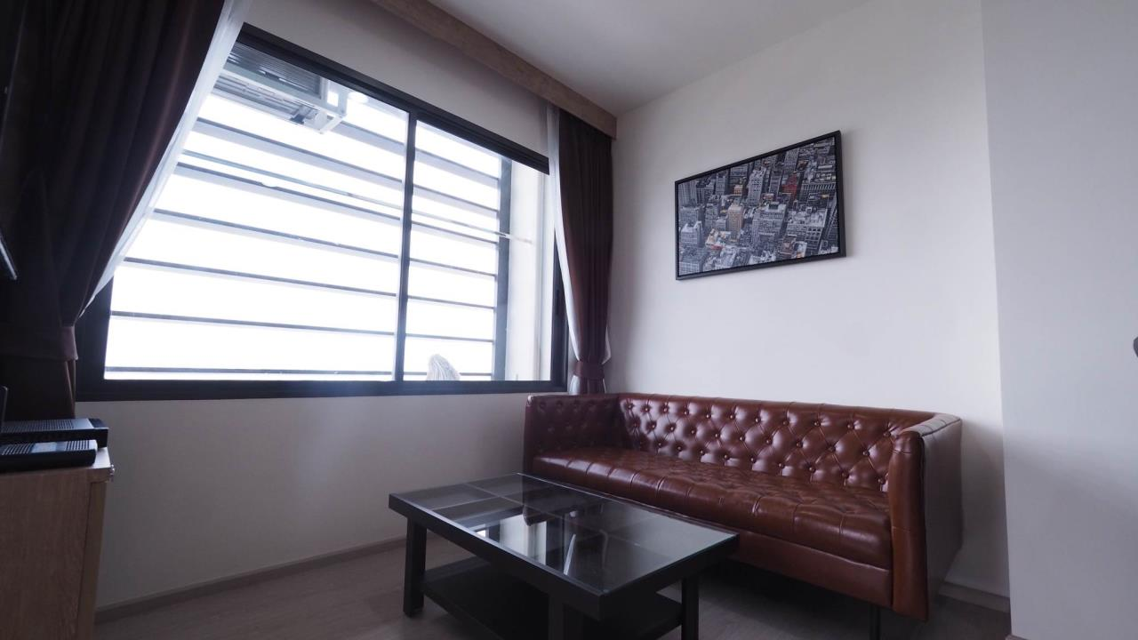 RE/MAX All Star Realty Agency's Rhythm Asoke II beautiful few rooms available for rent.  2