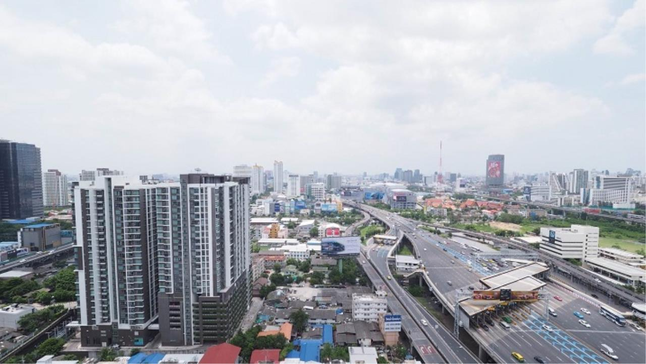 RE/MAX All Star Realty Agency's Rhythm Asoke II beautiful few rooms available for rent.  3