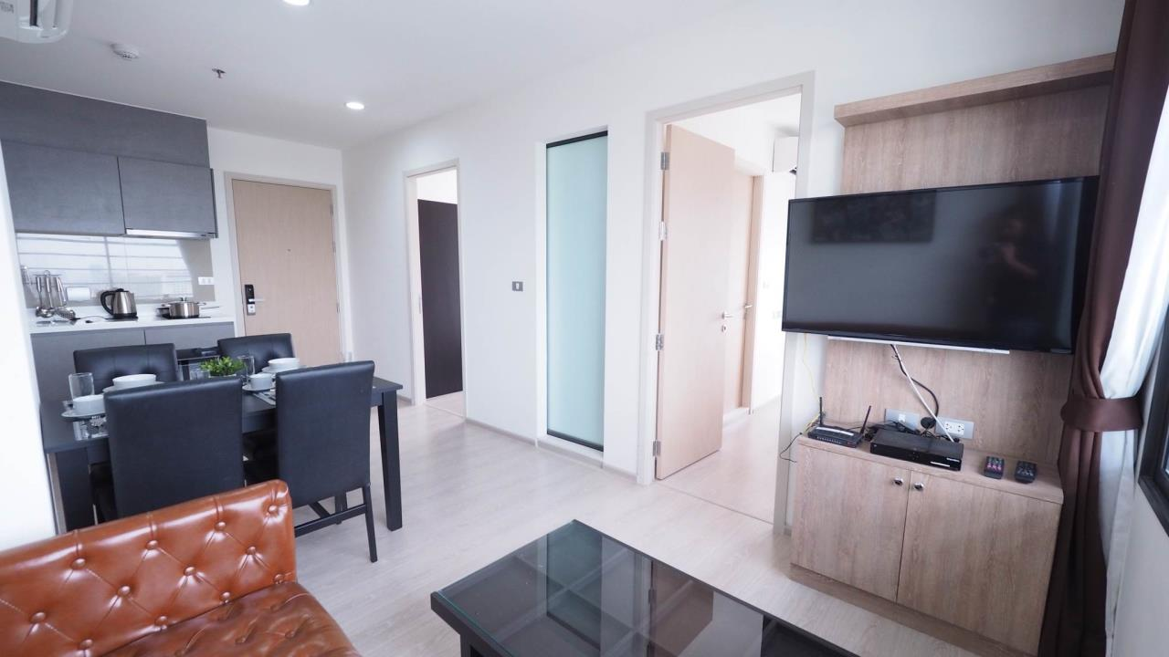RE/MAX All Star Realty Agency's Rhythm Asoke II beautiful few rooms available for rent.  4