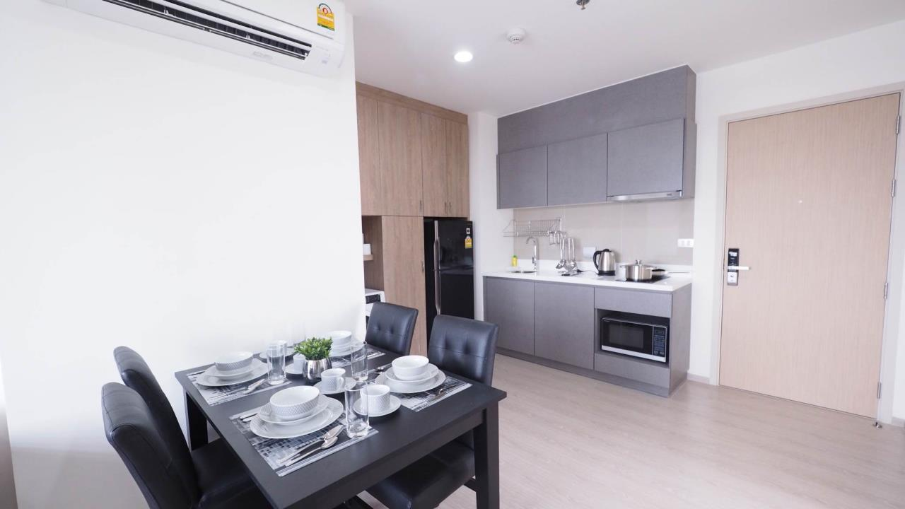 RE/MAX All Star Realty Agency's Rhythm Asoke II beautiful few rooms available for rent.  5