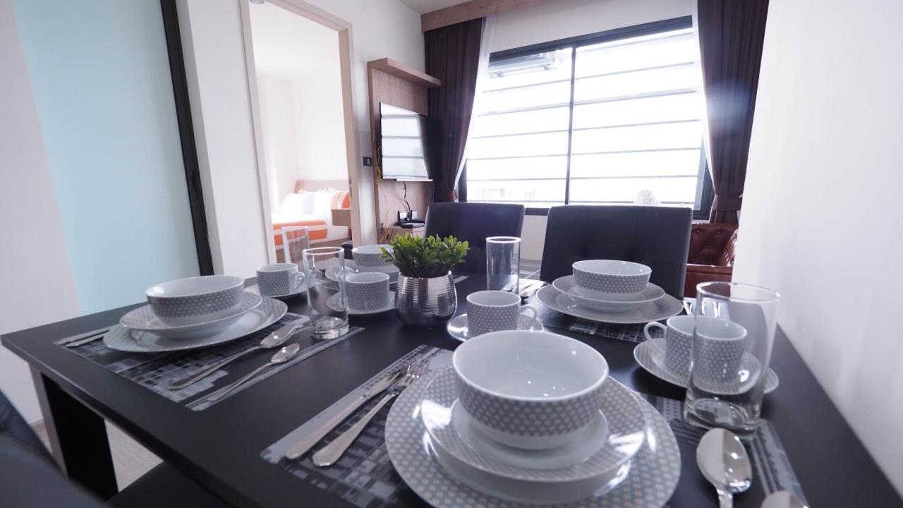 RE/MAX All Star Realty Agency's Rhythm Asoke II beautiful few rooms available for rent.  6