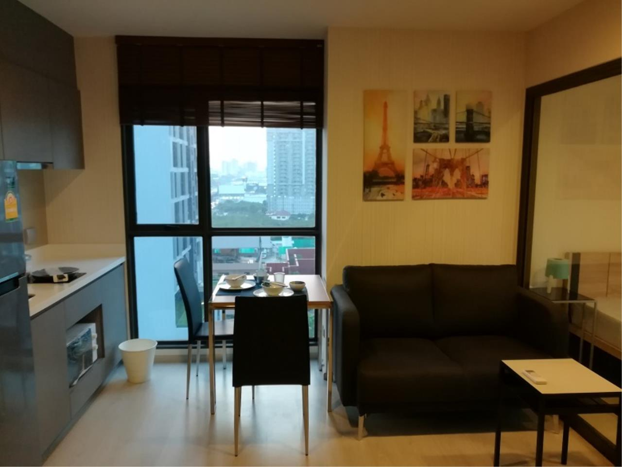 RE/MAX All Star Realty Agency's Rhythm Asoke II new room for rent (MRT Rama 9) 1