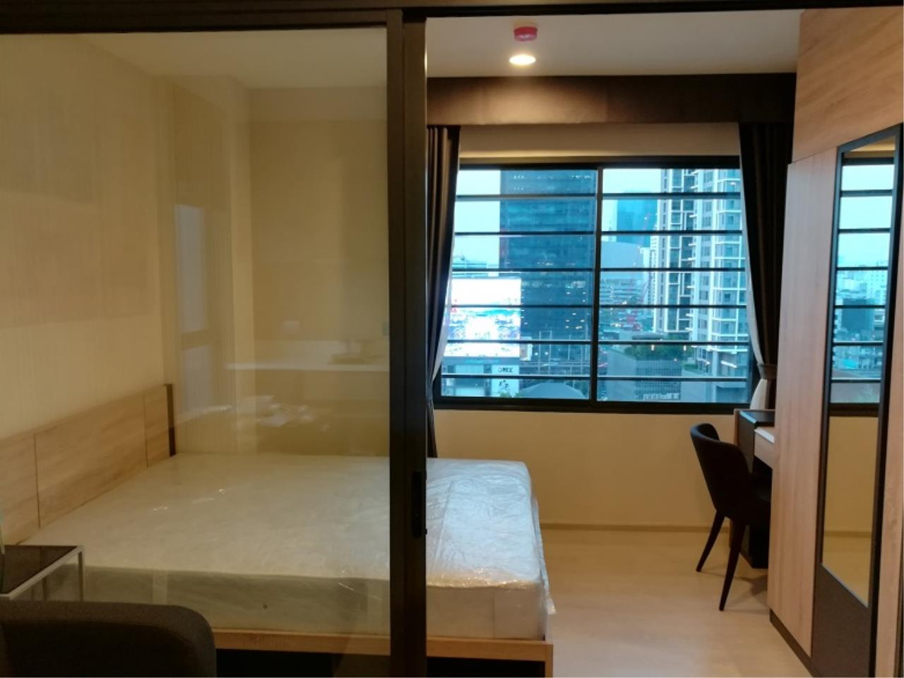 RE/MAX All Star Realty Agency's Rhythm Asoke II new room for rent (MRT Rama 9) 2