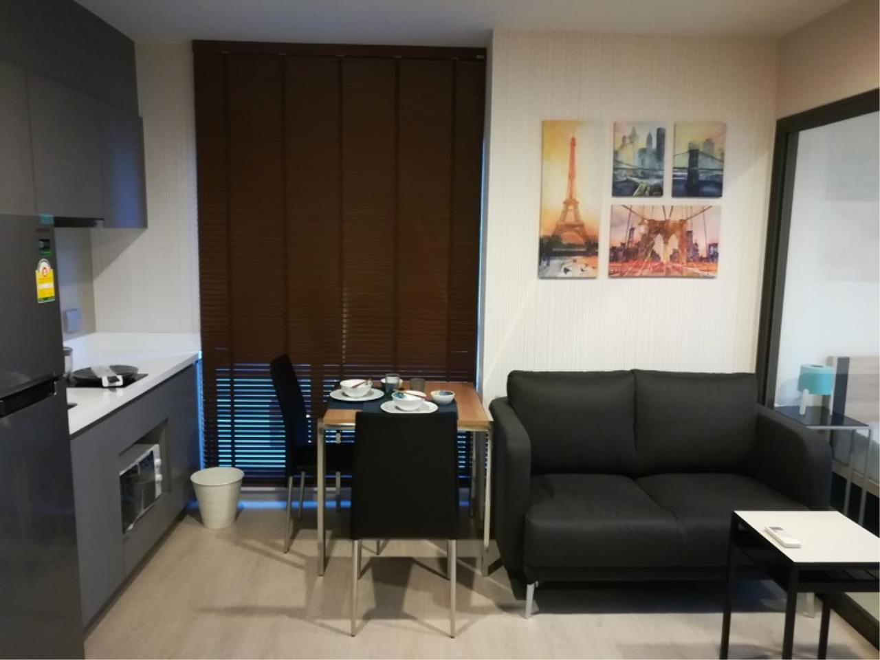 RE/MAX All Star Realty Agency's Rhythm Asoke II new room for rent (MRT Rama 9) 3