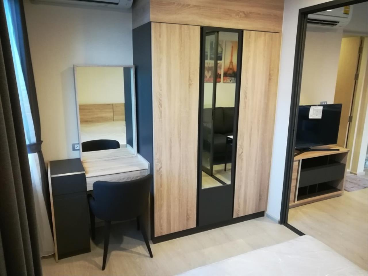 RE/MAX All Star Realty Agency's Rhythm Asoke II new room for rent (MRT Rama 9) 4
