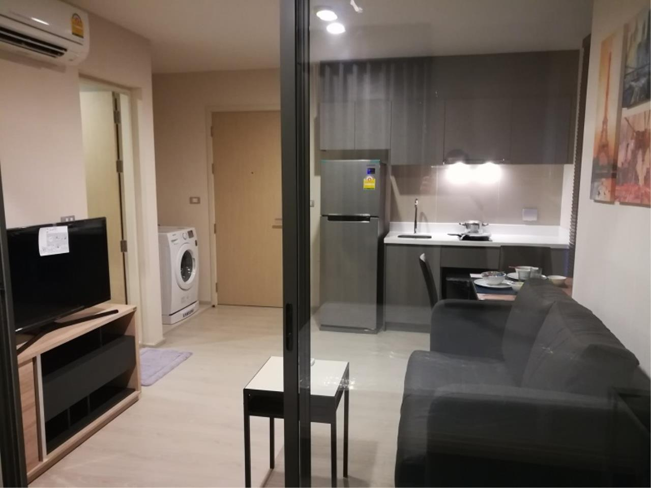 RE/MAX All Star Realty Agency's Rhythm Asoke II new room for rent (MRT Rama 9) 7