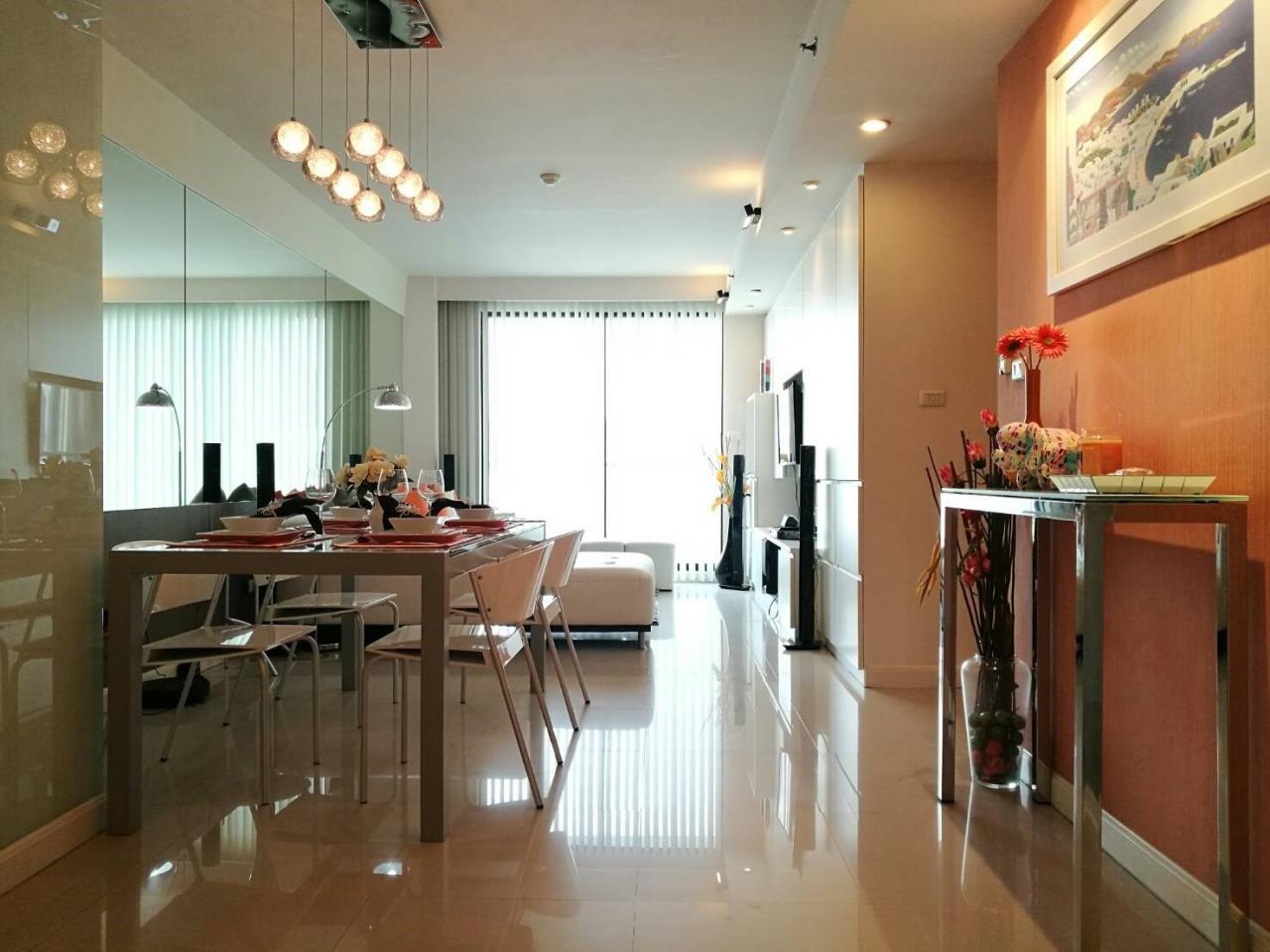Piri Property Agency's 3 bedrooms Condominiumon 29 floor For Rent 1