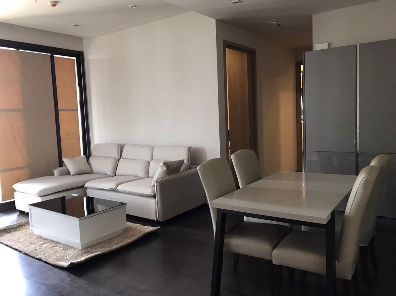 Piri Property Agency's 2 bedrooms Condominiumon 1804 floor For Rent 1