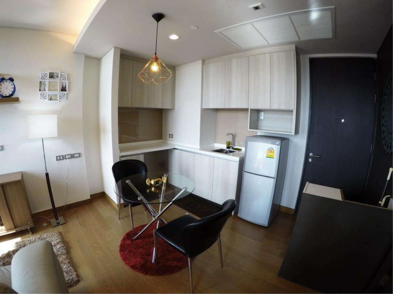 Piri Property Agency's one bedroom Condominiumon 21 floor For Rent 1