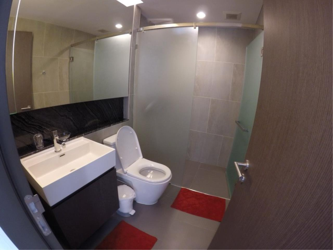 Piri Property Agency's one bedroom Condominiumon 21 floor For Rent 7