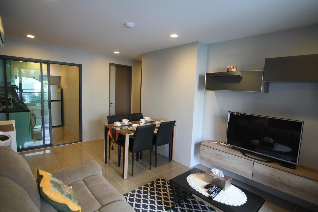 Piri Property Agency's 2 bedrooms Condominiumon 4 floor For Rent 2