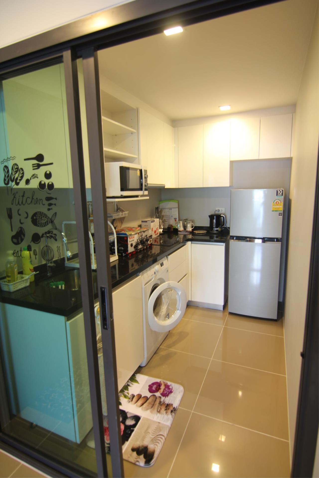 Piri Property Agency's 2 bedrooms Condominiumon 4 floor For Rent 3