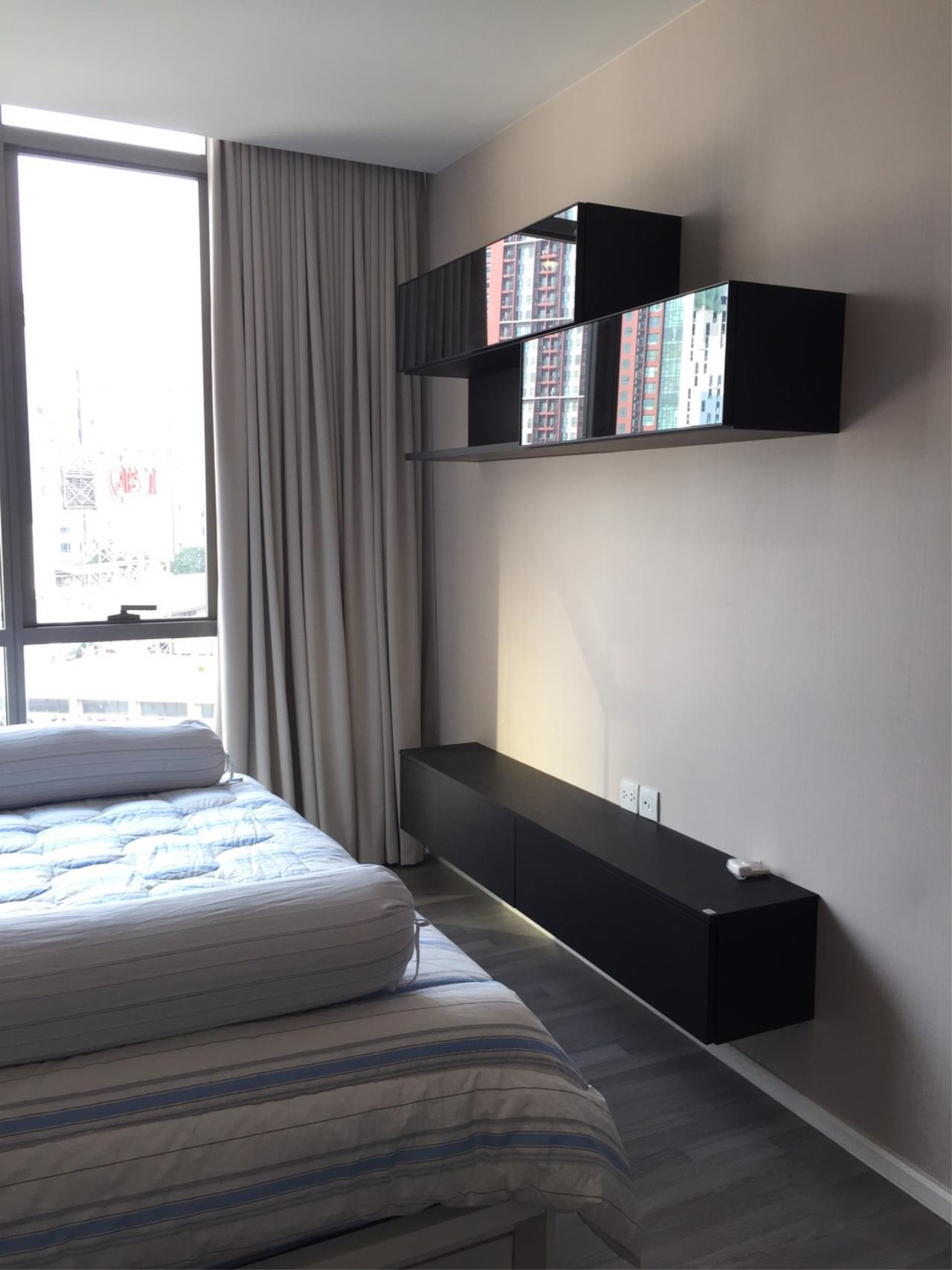 Piri Property Agency's one bedroom Condominiumon 8 floor For Rent 4