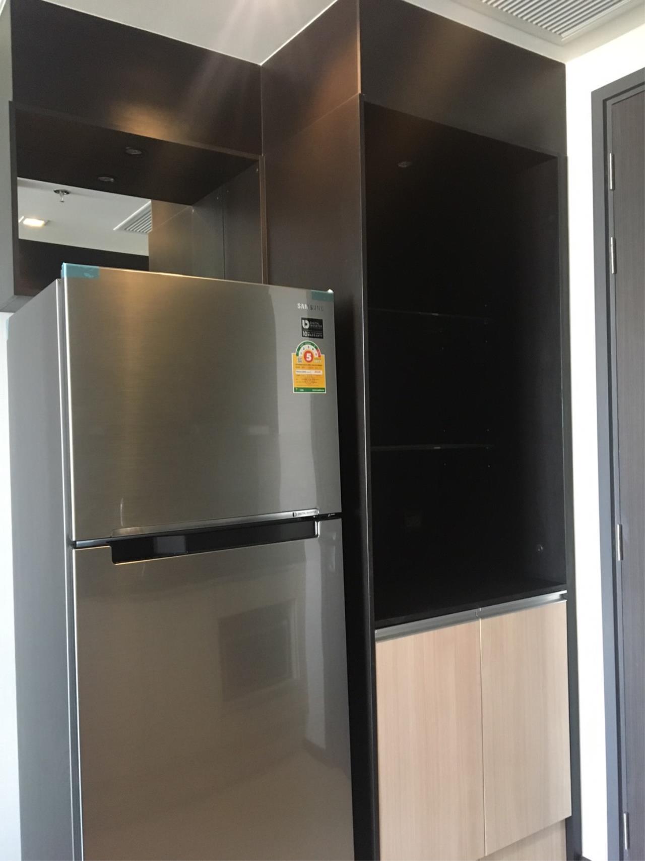 Piri Property Agency's one bedroom Condominiumon 9 floor For Rent 3