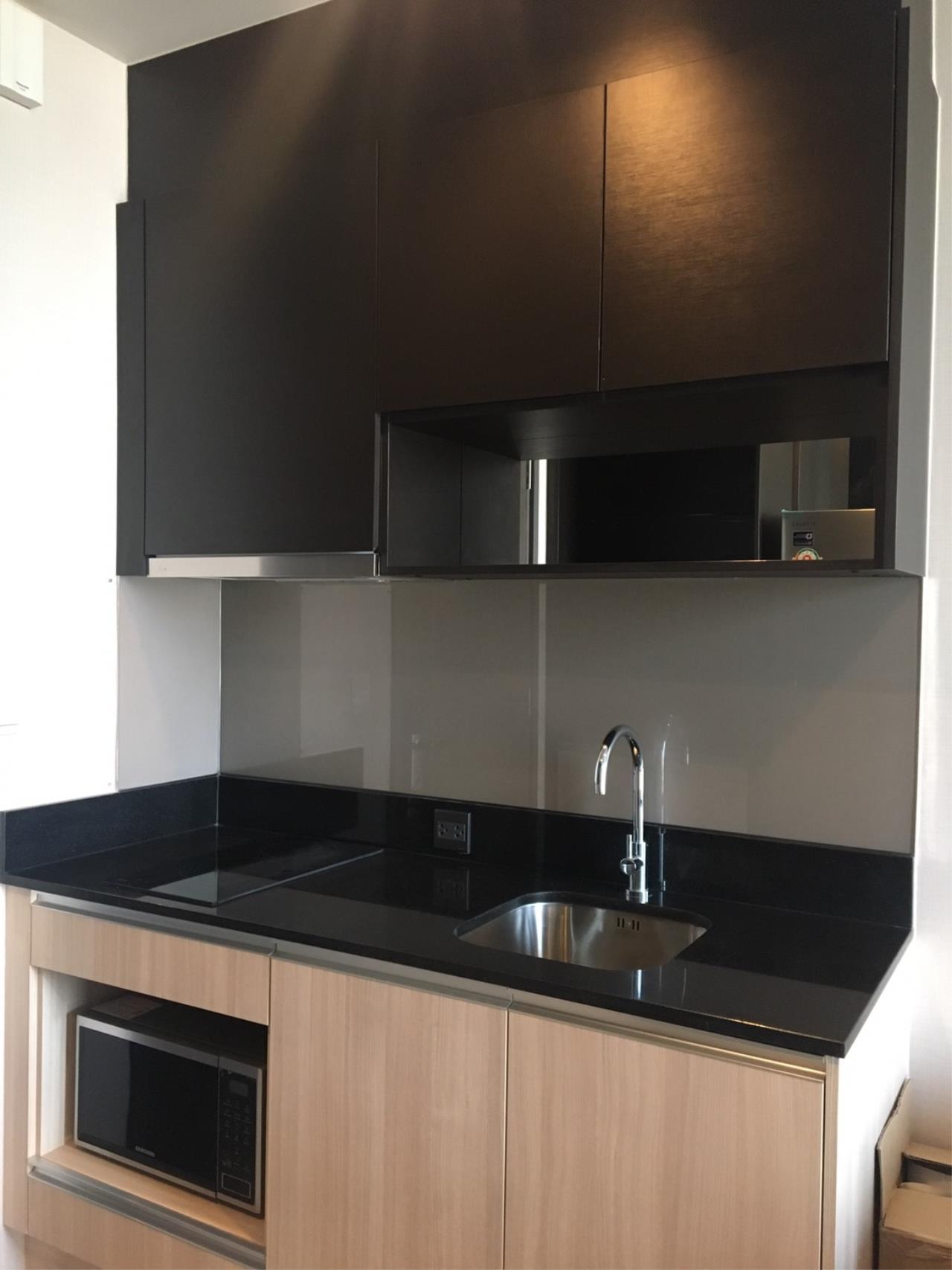 Piri Property Agency's one bedroom Condominiumon 9 floor For Rent 4