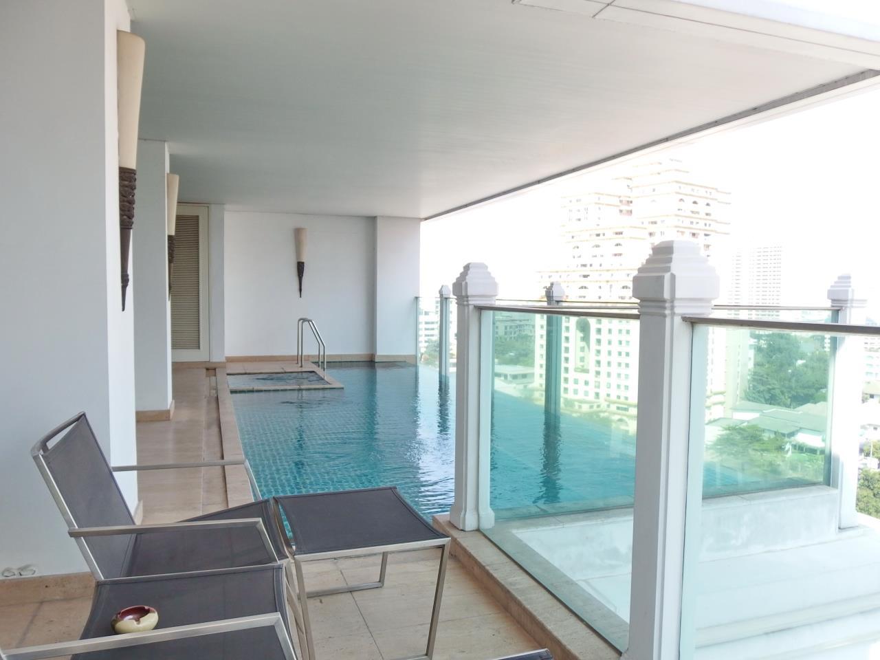 Piri Property Agency's 2 bedrooms Condominiumon 11 floor For Rent 8