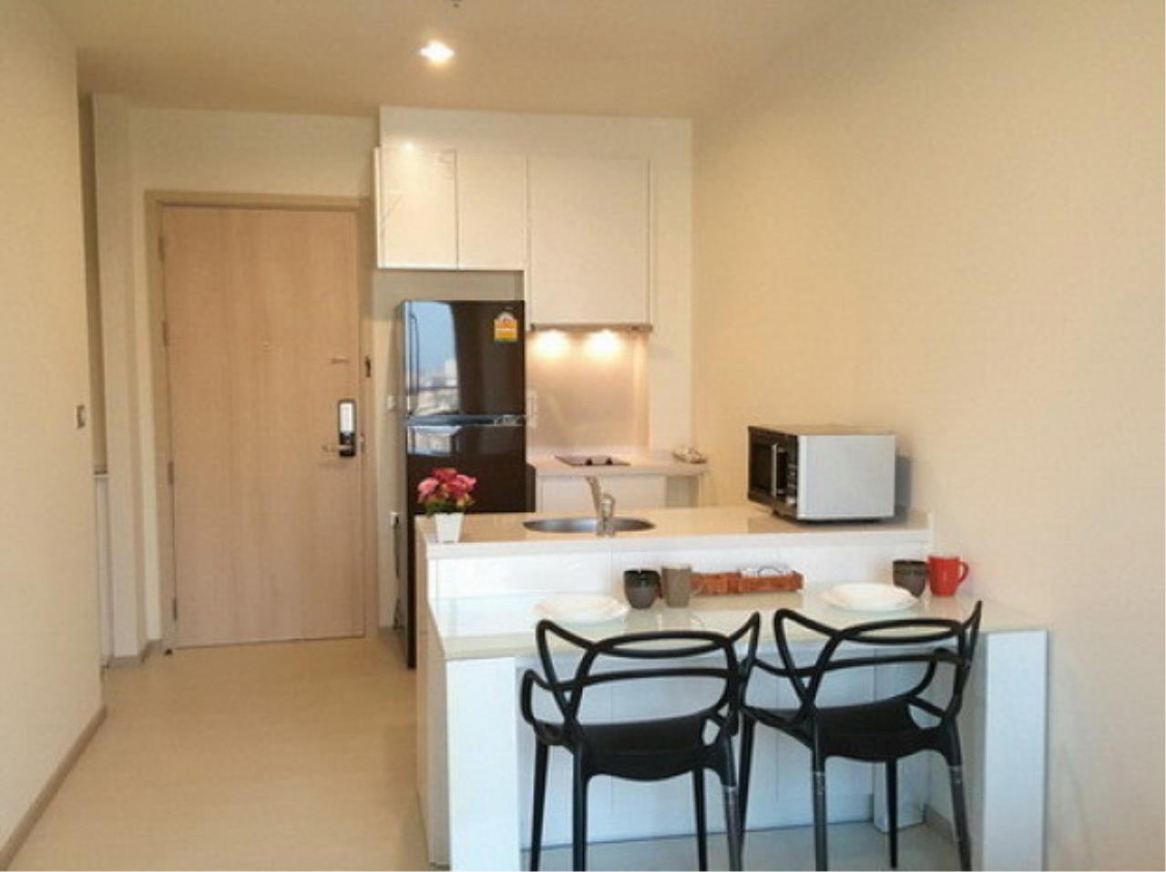 Piri Property Agency's one bedroom Condominiumon 20 floor For Rent 2