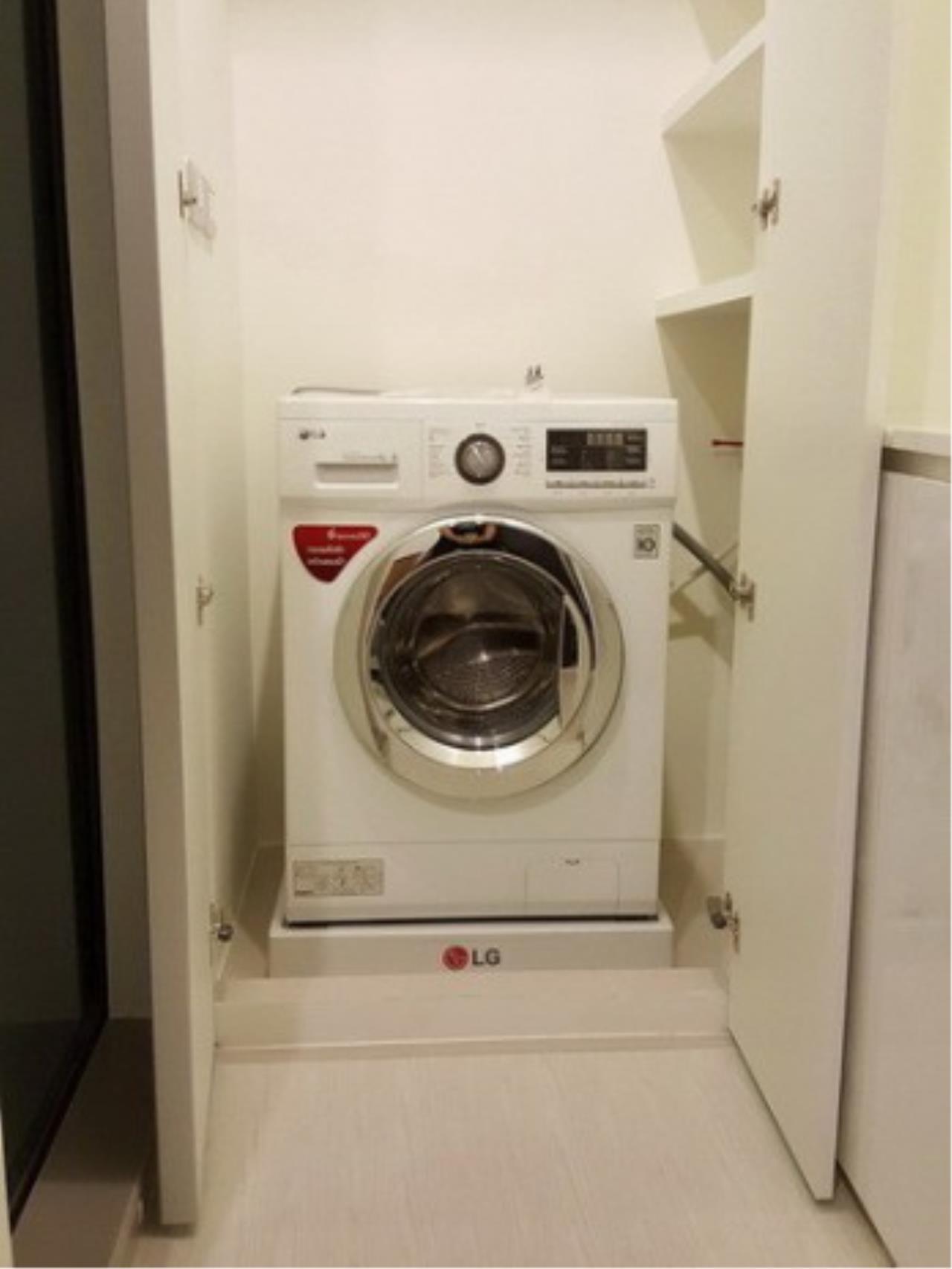 Piri Property Agency's one bedroom Condominiumon 20 floor For Rent 6