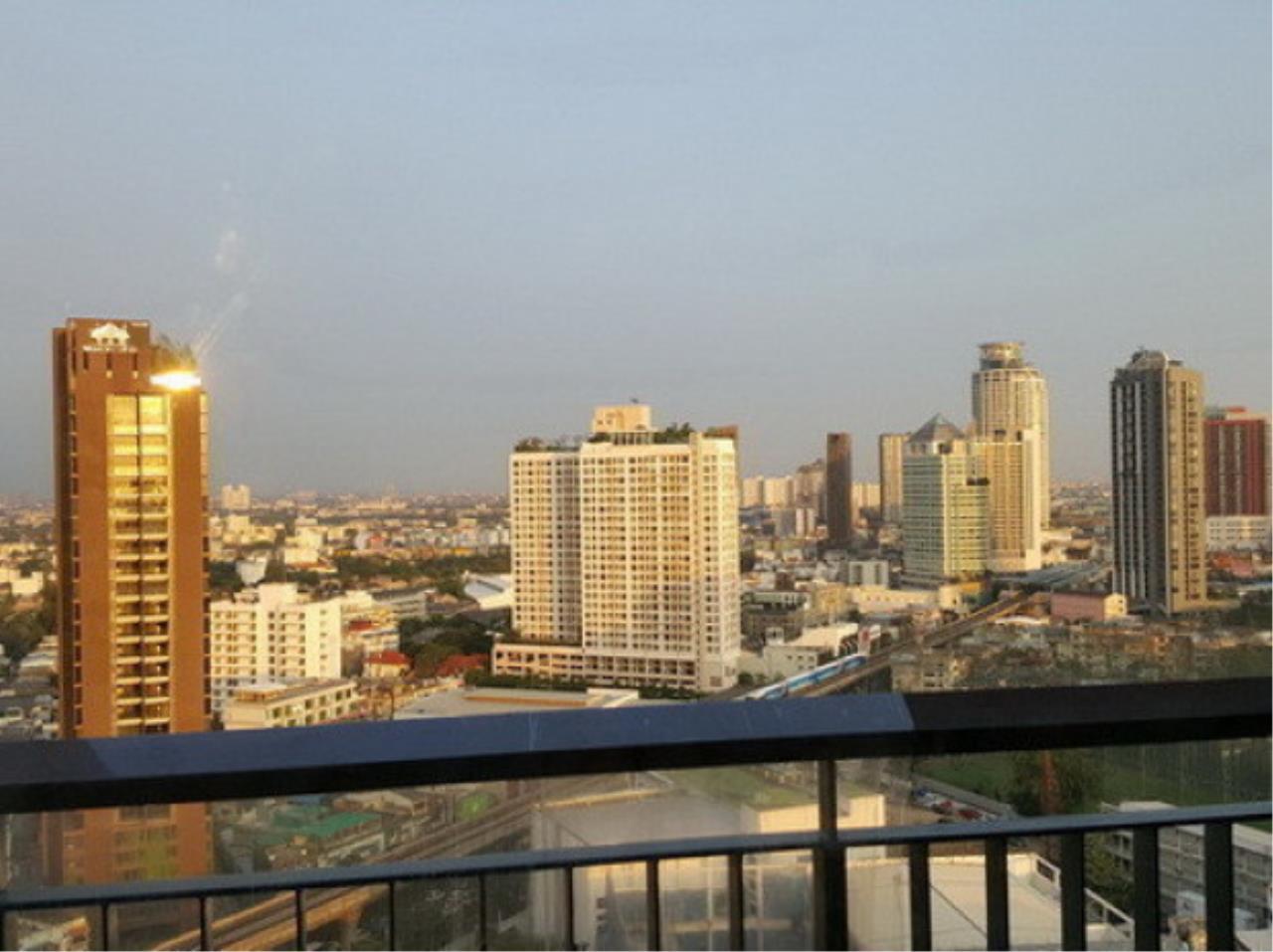 Piri Property Agency's one bedroom Condominiumon 20 floor For Rent 5