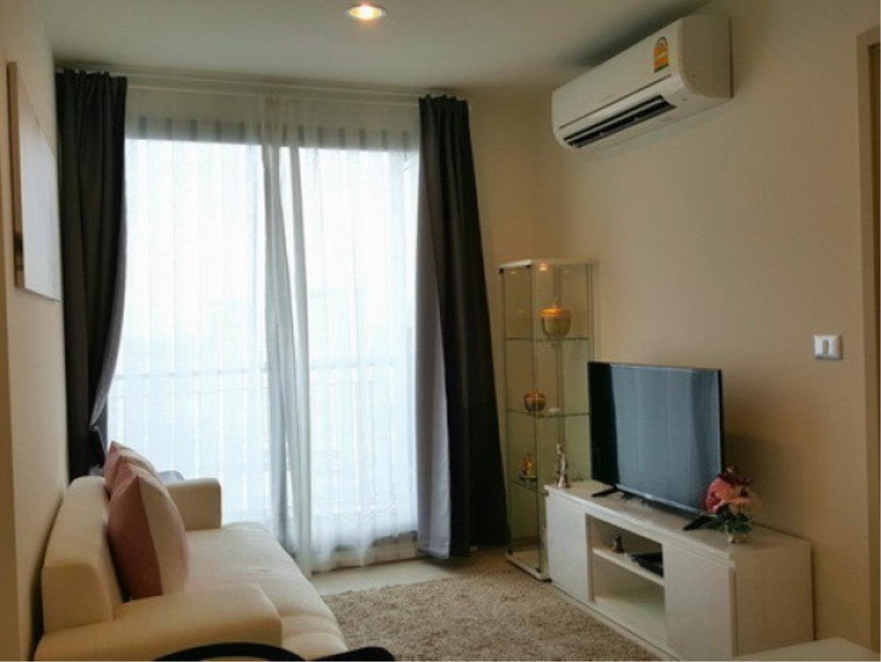 Piri Property Agency's one bedroom Condominiumon 20 floor For Rent 1
