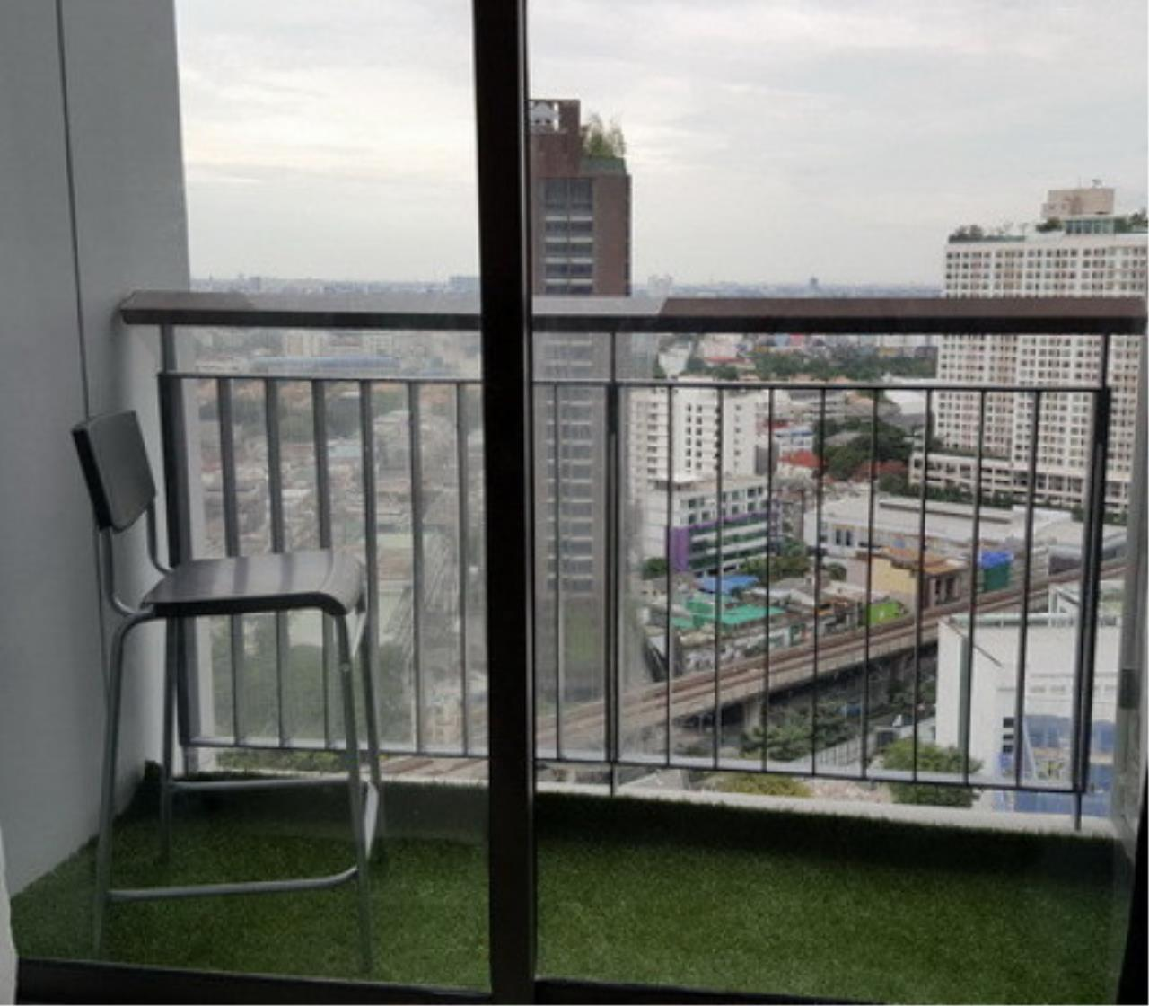 Piri Property Agency's one bedroom Condominiumon 20 floor For Rent 4