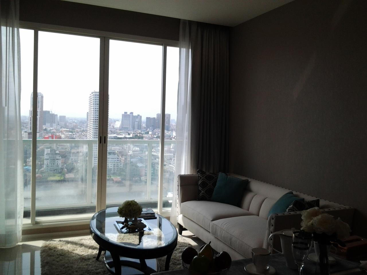 Piri Property Agency's one bedroom Condominiumon 19 floor For Rent 4