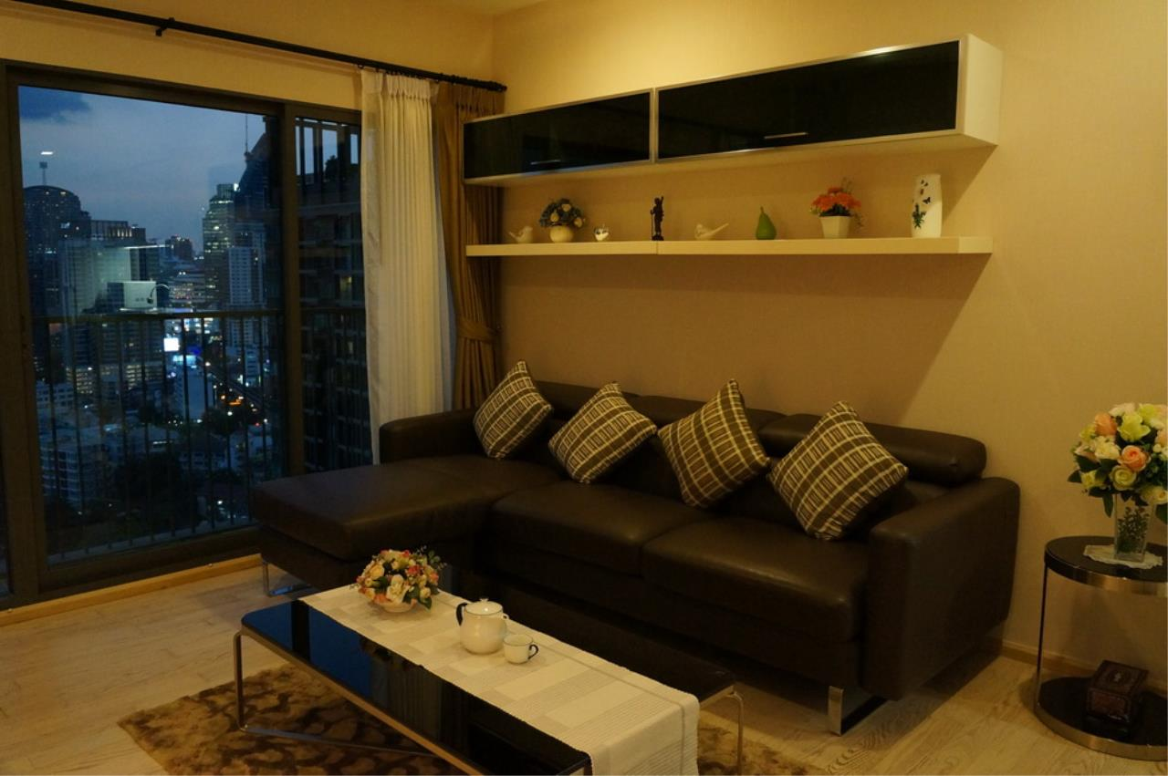 Piri Property Agency's one bedroom  For Rent Noble Remix 3