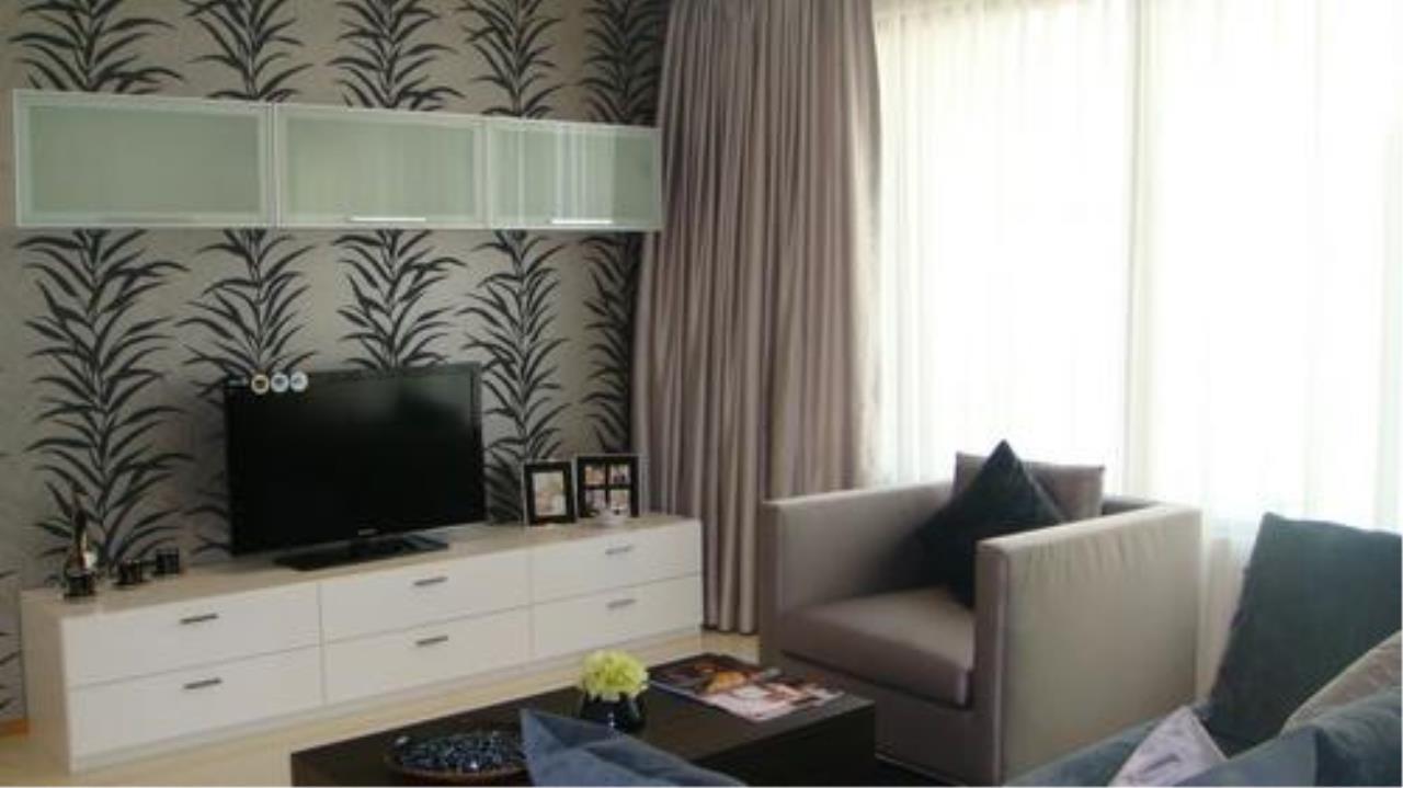 Piri Property Agency's 3 bedrooms Condominium  on 27 floor For Rent 3 2