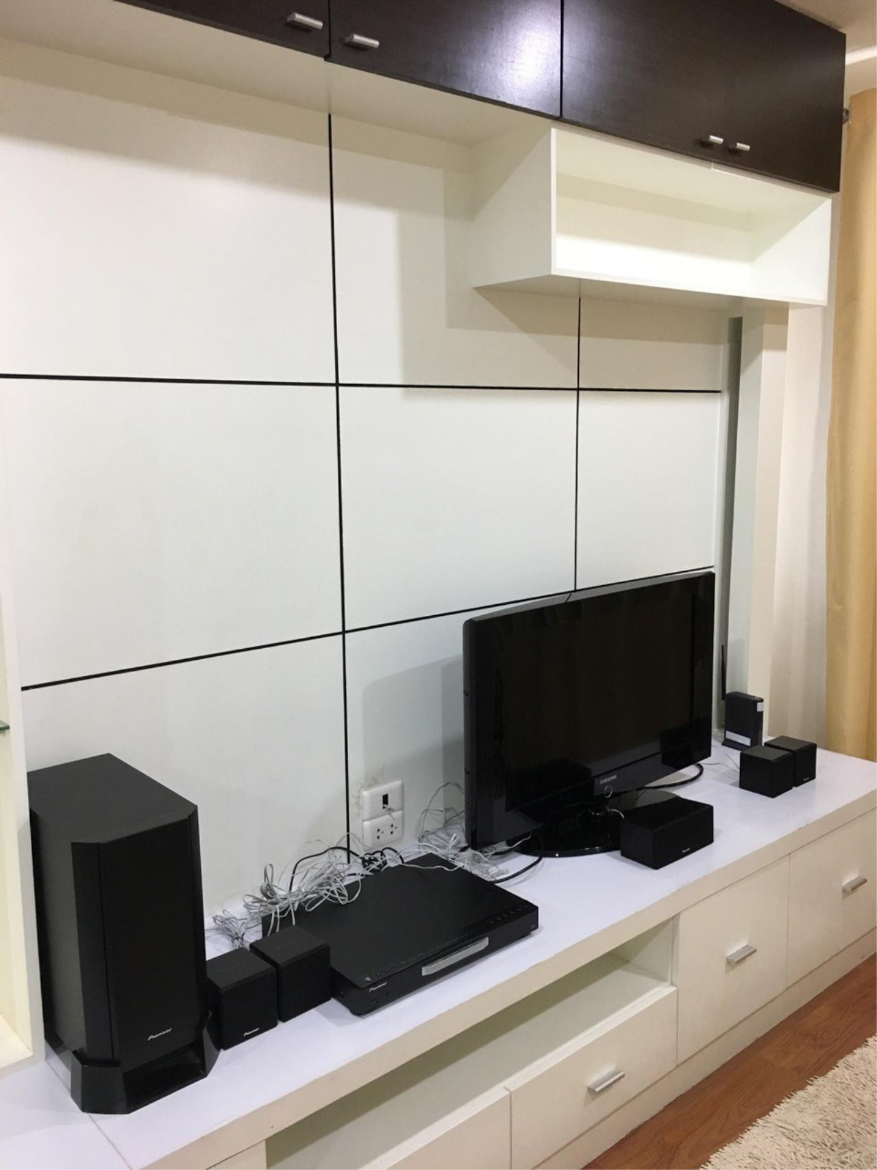 Piri Property Agency's one bedroom Condominiumon 16 floor For Rent 5