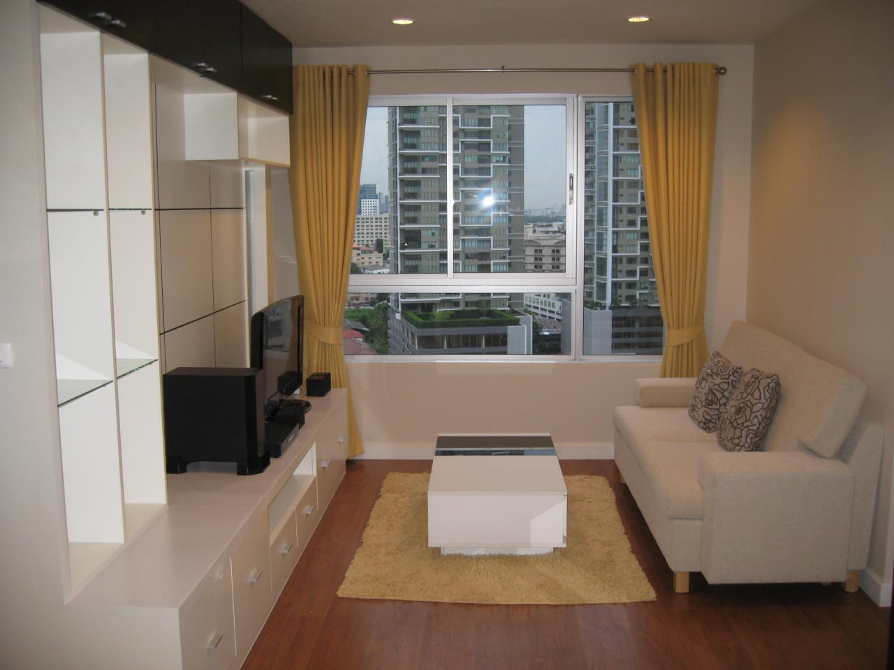 Piri Property Agency's one bedroom Condominiumon 16 floor For Rent 6