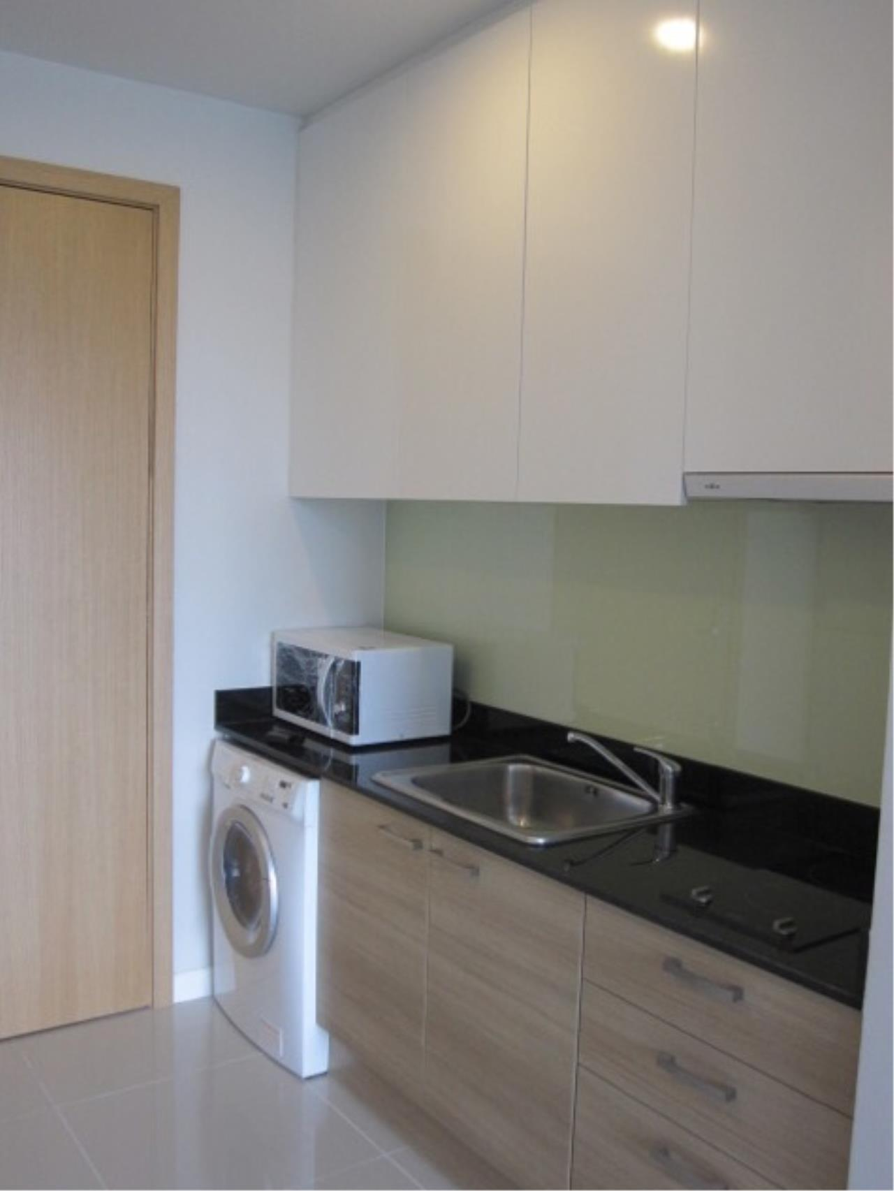 Piri Property Agency's one bedroom Condominiumon 12 floor For Rent 3