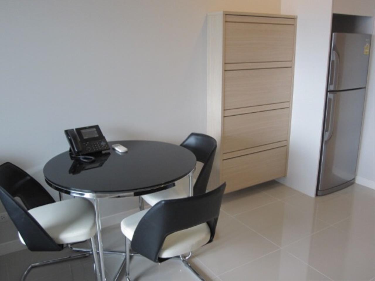 Piri Property Agency's one bedroom Condominiumon 12 floor For Rent 4