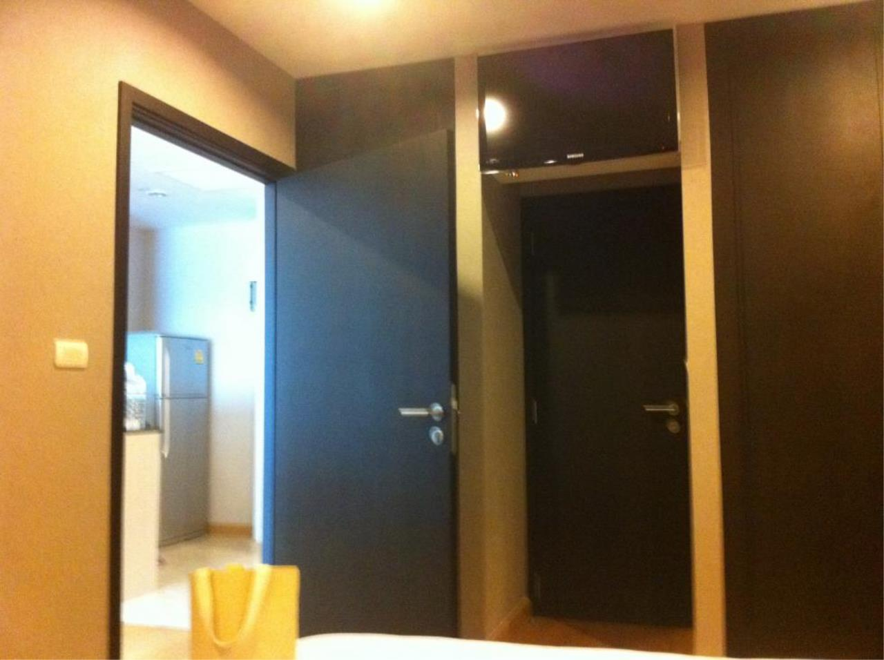 Piri Property Agency's one bedroom  For Rent Sathorn Garden 2